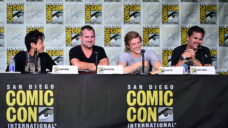 macgyver - #SDCC - Trolls, MacGyver et The Last Ship macguyver panel comiccon h 2016