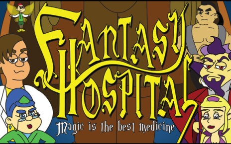 fantasy hospital - Fantasy Hospital, la websérie animée avec Pauley Perrette (NCIS), Kunal Nayyar et Wil Wheaton (The Big Bang Theory) FH650