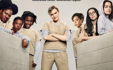 diffusion - Orange Is The New Black enfin diffusée sur une chaîne française orange is the new black saison 4 affiche