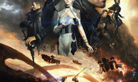 Final Fantasy Kingslaive : (End of) Summer Wars