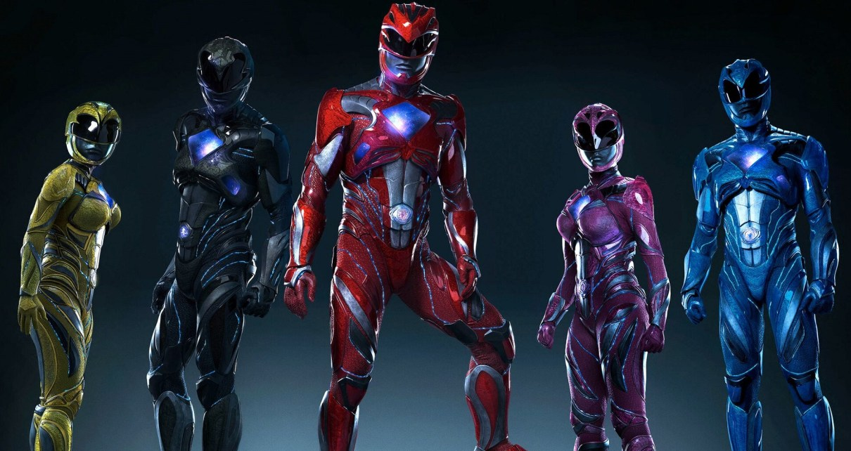 Actu des adaptations - Power Rangers : 6 films de prévus