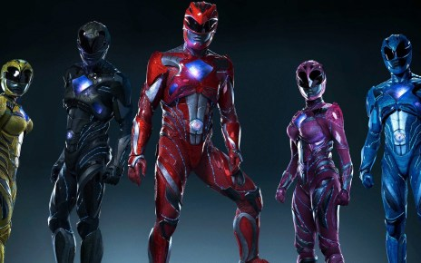 power rangers - Power Rangers : 6 films de prévus Power Rangers 2017 Reboot Costumes HD