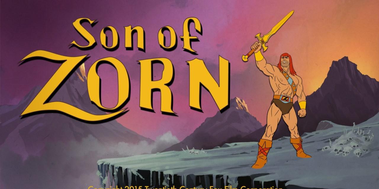 Son Of Zorn : animé pas très sain dans un corps sain