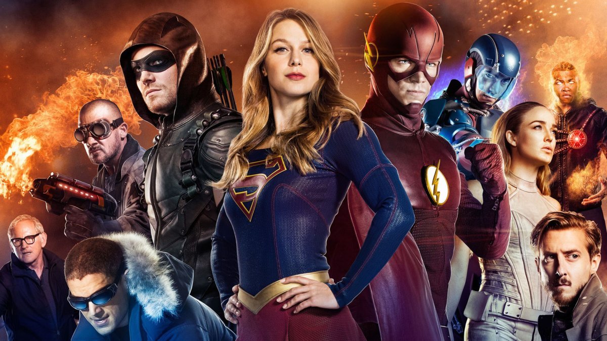 Crossover Supergirl / Flash / Arrow / Legends of Tomorrow : un (flash)point c'est tout