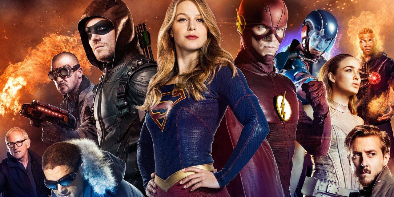 Crossover Supergirl / Flash / Arrow / Legends of Tomorrow : un (flash)point c'est tout