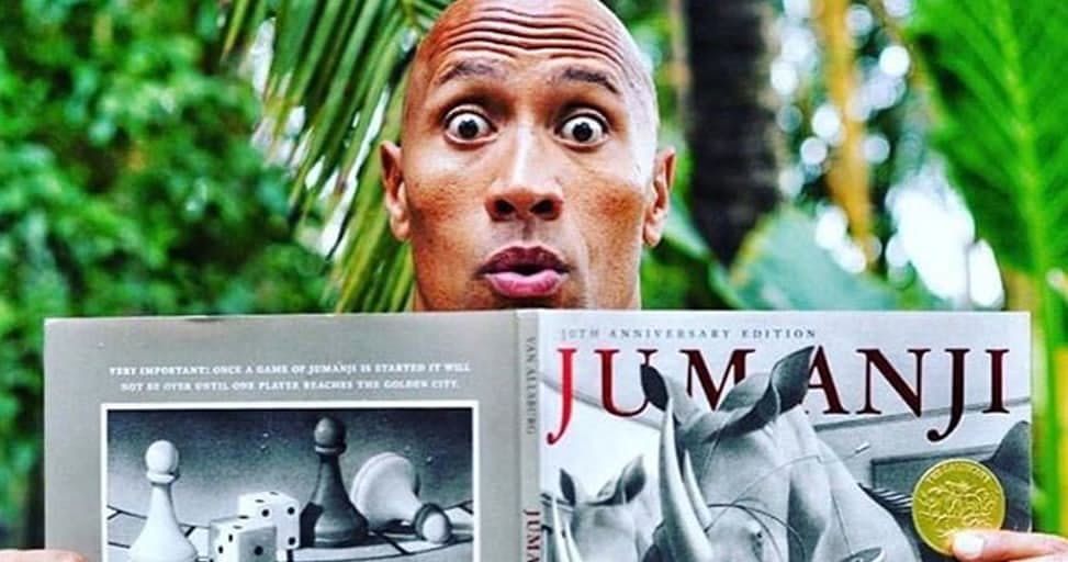 dwayne johnson - Jumanji : polémique et justification jumanji the rock