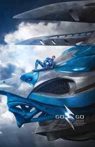 power rangers - Power Rangers : une nouvelle bande-annonce qui donne envie ! powr rangers bleu