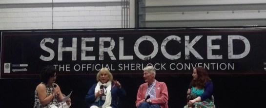 Wanda Ventham et Thimothy Carlton, (parents de Benedict Cumberbatch) Talk Mr&Mrs Holmes