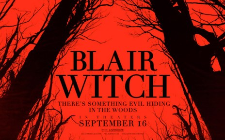 adam wingard - Blair Witch : fuir, se cacher, et surtout arrêter de filmer Blair Witch poster s