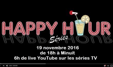 [Replay] Regardez l'intégralité de l'Happy Hour Séries, troisième édition