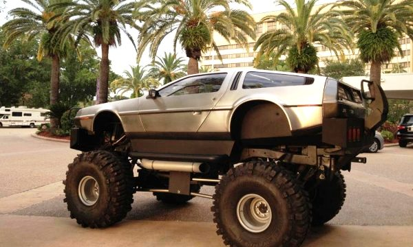 delorean-monster-truck