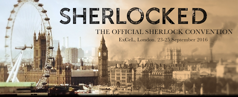 Sherlocked : la convention de la série à Londres (1/2)