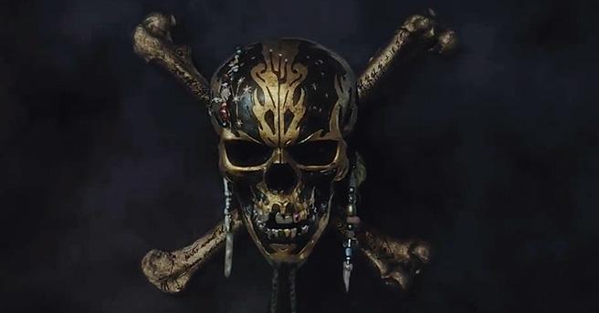 pirates des caraibes - Pirates des Caraïbes 5 : le teaser est arrivé !