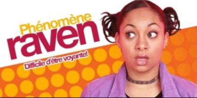 revival - Phénomène Raven aura droit à un spin-off