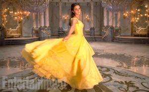 disney - Premières images de la Bête avec sa Belle Emma Watson belle et la bete 01