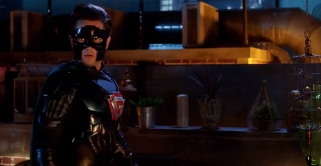 Christmas Special - Doctor Who : The Return of Doctor Mysterio, ou comment braver le danger doctor who the return of doctor mysterio