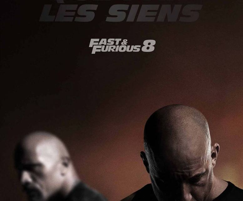 fast and furious - Fast & Furious 8 : bande-annonce fast furious 8 affiche