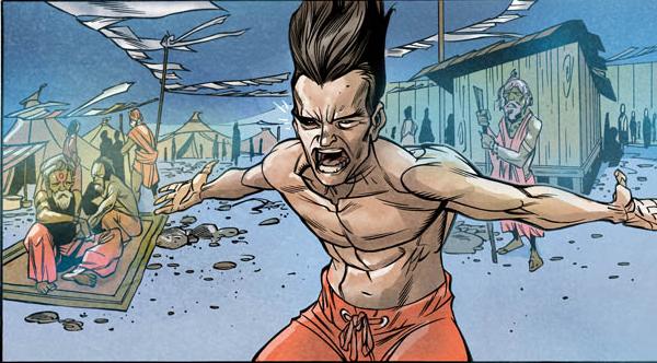 fx - L'univers X-Men débarquera en février sur FX avec Legion legion xmen