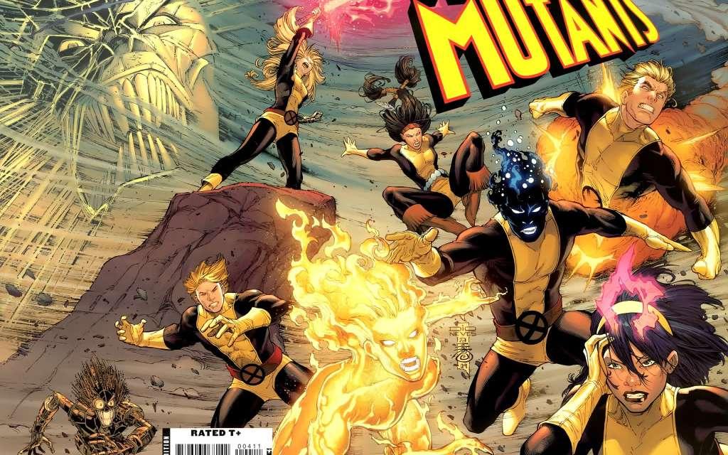 The New Mutants : premier teaser