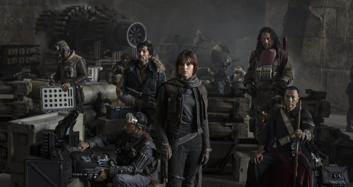 star wars - Rogue One : A Star Wars Story, une question d'âme star wars rogue one