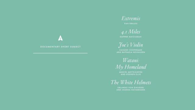 nominations - Oscars : 14 nominations pour La La Land NOMINATIONS oscars 1 7