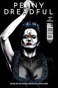 comics - Penny Dreadful : la série continuera en comics