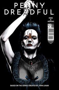 comics - Penny Dreadful : la série continuera en comics PENNY DREADFUL 1 COVER A STEPHEN MOONEY