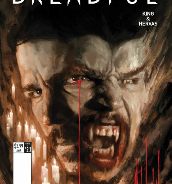 comics - Penny Dreadful : la série continuera en comics PENNY DREADFUL 1 COVER E SHANE PIERCE