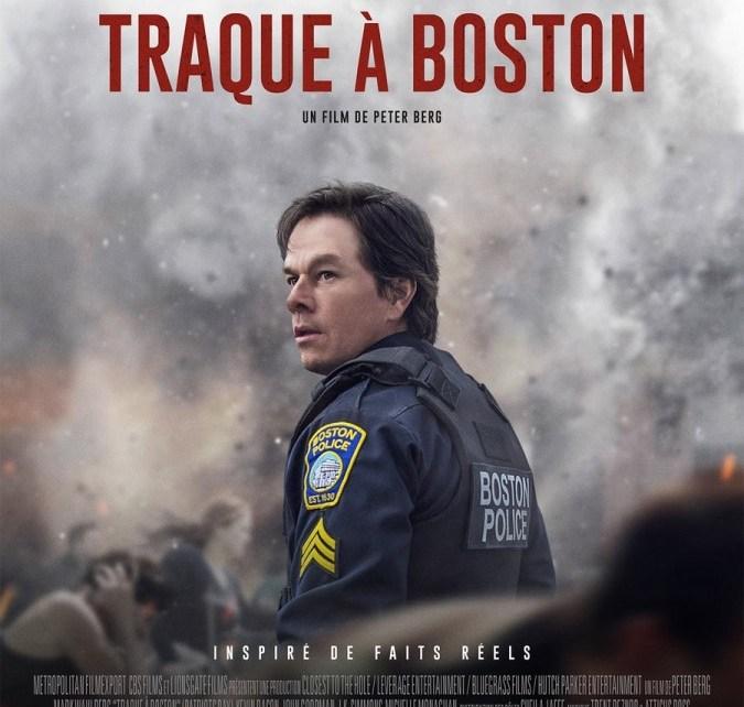 biopic - Traque à Boston: Justesse et dignité