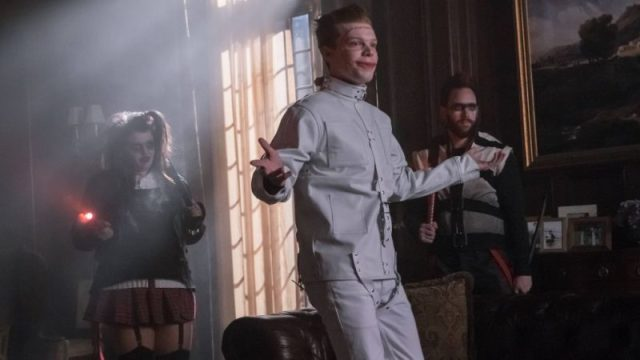 gotham - Gotham : passion, création, et adaptation Cameron Monaghan as Jerome Valeska in Gotham Season 3