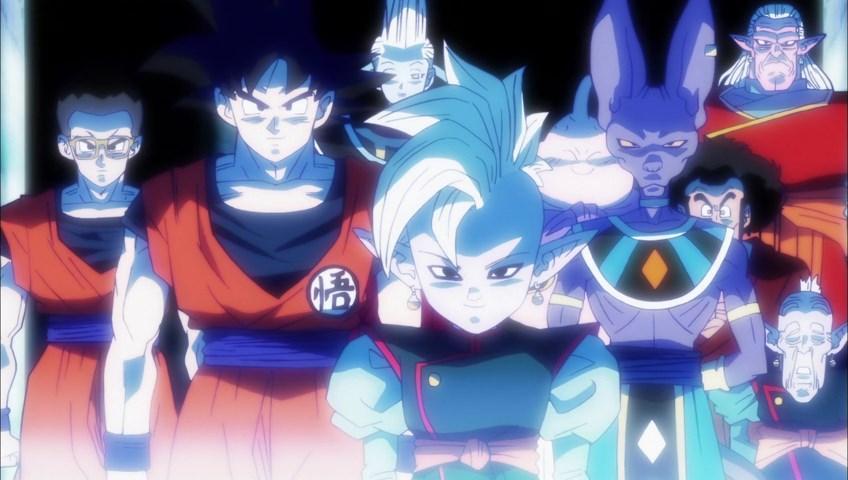 Dragon Ball Super épisode 78: Les loups entrent dans l'Arène
