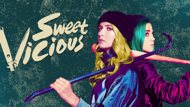 Sweet/Vicious - Sweet/Vicious change la donne MTV SV Jumbotron 2