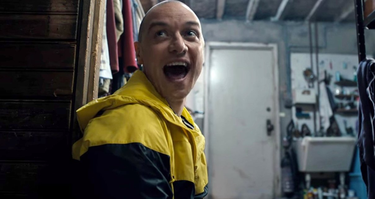 M. Night Shyamalan - Split, un twist et rien d'autre (100% spoiler) split