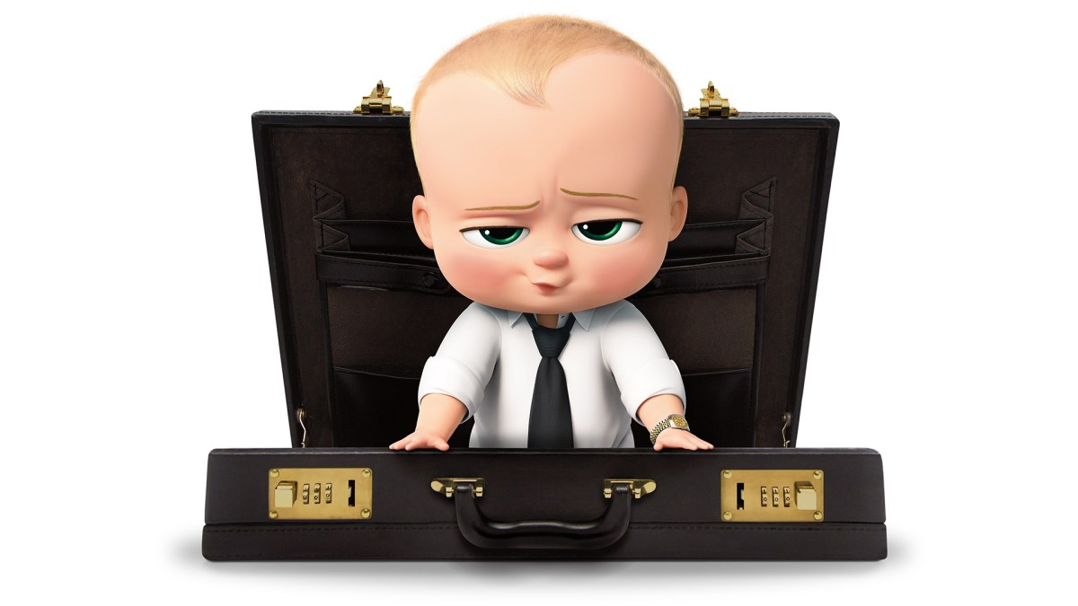 Baby Boss : travaux de rêves imitant les illuminés