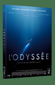 concours - Concours : gagnez L'ODYSSEE en DVD et blu-ray LODYSSEE Blu ray