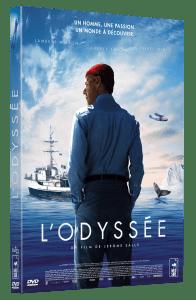 concours - Concours : gagnez L'ODYSSEE en DVD et blu-ray LODYSSEE DVD