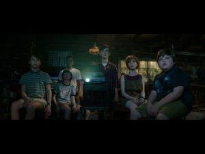 ça - IT : Ça est revenu dans la première bande-annonce du film ! it cast