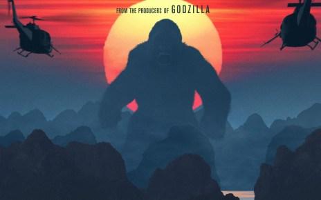 kong - Kong : Skull Island, trop bon trop Kong (spoilers indiqués, scène post-générique) kong skull island 2017 movie 2 wide