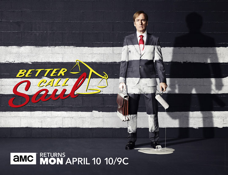 better call saul - saison 3 - affiche