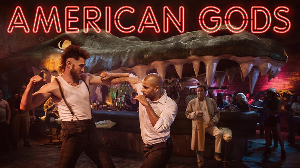 American Gods : beauté du vide narratif