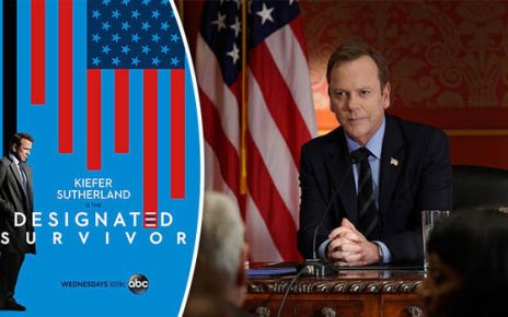 ABC - Designated Survivor : The United States VS the world