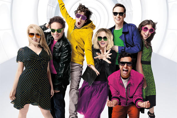 CBS - 2007-2017 : The Big Bang Theory