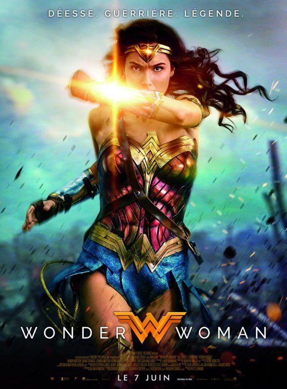 dc - Wonder Woman : ultime affiche et ultime trailer ! affiche wonder woman française