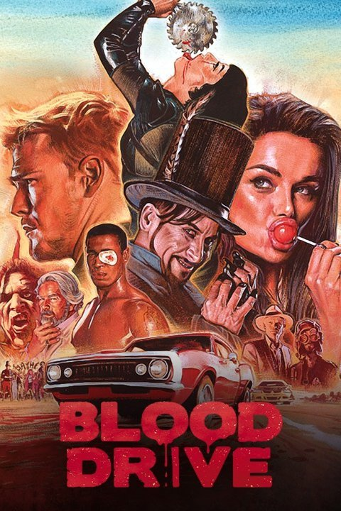 blood drive - The Mist, Glow, Blood Drive : les séries de l'été à ne pas rater blood drive