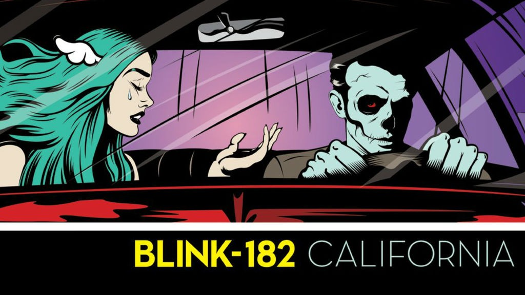 Musique - blink-182 - California Deluxe, la critique california deluxe blink