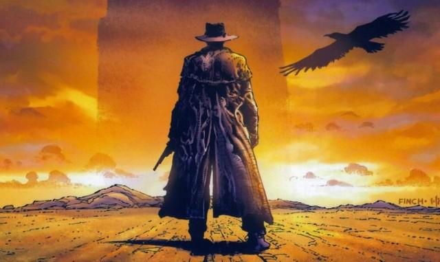 la tour sombre - La Tour Sombre : bande-annonce de l'adaptation du livre de Stephen King la tour sombre 1