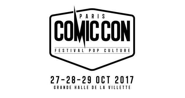 Julie Benz (Buffy) et Austin Nichols (Walking Dead) au Comic-Con Paris 2017