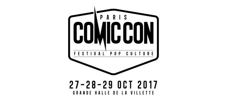 comic-con paris - Julie Benz (Buffy) et Austin Nichols (Walking Dead) au Comic-Con Paris 2017