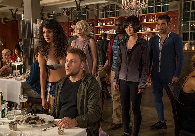 Sense8 reviendra pour un épisode spécial