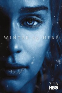game of thrones - Game Of Thrones saison 7 : 12 affiches et un nouveau trailer game of thrones 7 poster 1